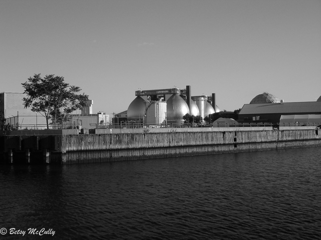 photo of Newtown Creek Wastewater Treatment Plant