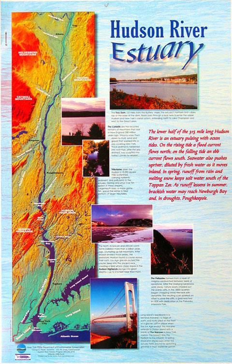 Poster of Lower Hudson Estuary